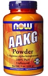 NOW AAKG Pure Powder
