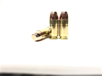 LONG 40 S&W 180gr Round Shoulder 500 CT