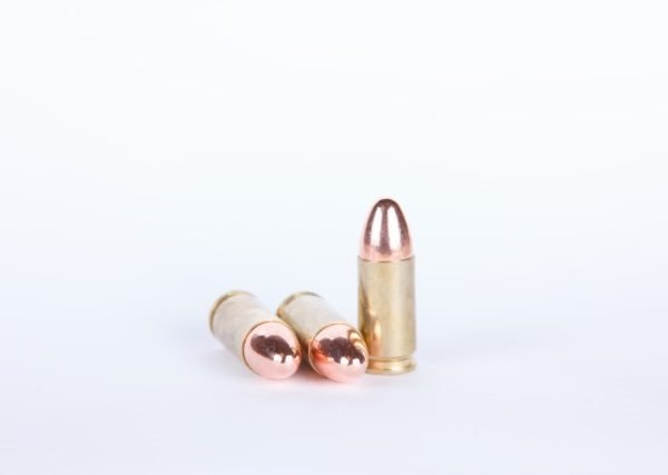 9mm Luger 147gr RN Reman