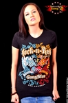Rock Angel-Devil Girls Jr. T-shirt