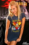 American Gothic Girls Jr. T-shirt