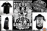 Rock-n-Roll GangStar Alliance Work Shirt