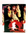 JIMI HENDRIX EXPERIENCE Monterey Pop Festival 1967 8x10 canvas print wall art Rock n Roll collectible