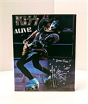 KISS ALIVE! ACE FREHLEY 8x10 canvas print wall art Rock n Roll collectible