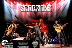 FREE Scorpions 50th Anniversary Poster offer!