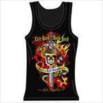 Snake Skull Boy Beater Tank Top