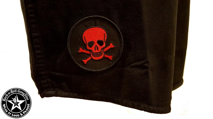0b699087233 Snakes n Skull denim cut off sleeveless biker shirt Rock n Roll Heavy Metal  clothing apparel accessories Rock n Roll GangStar