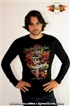 Snake Skull Mens Thermal