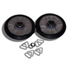 DRYER ROLLERS, SUPPORT, PKG2pc