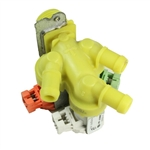 Wascomat Valve, Inlet 240/60 3Way 1/2In