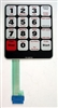 F230724P Decal Keypad We6 Uw/Uf Pkg