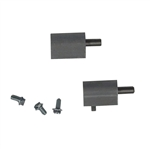 KIT CAM AND HINGE 10-24-NC/BLK