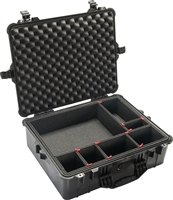 "Pelicanâ""¢ 1600 Case with TrekPak"