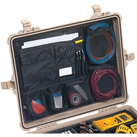 1600, 1610, 1610M, 1620 & 1620M Photo Lid Organizer