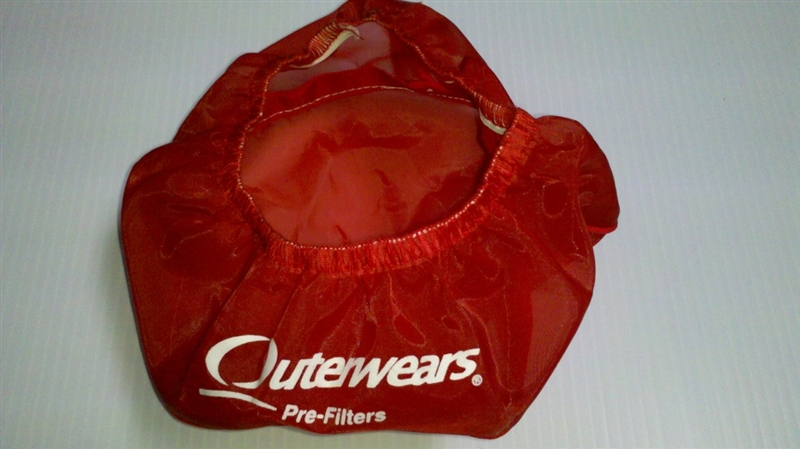 OUTERWEARS 20-1029-03 FUEL FUNNEL PRE-FILTER