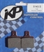 Aftermarket CRG 2000 Up Carbon 222 Brake Pads