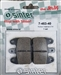 Sinter CRG Ven 05Brake Pads