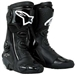Alpinestars S-MX Plus Black Vented Boots Size 44