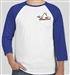 "The Homestead ""Boys on Fence"" 3/4 Sleeve Raglan Shirt"