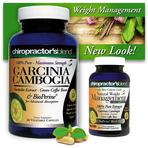 <strong>New Look! -Garcinia Cambogia Plus - Natural Weight Management Daily Support </strong><br>100% Pure Extracts and Much More!