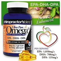 <strong>Ultra Pure Omega 2900 </strong><br/><i>New and Enhanced </i><br>With EPA-DHA-DPA