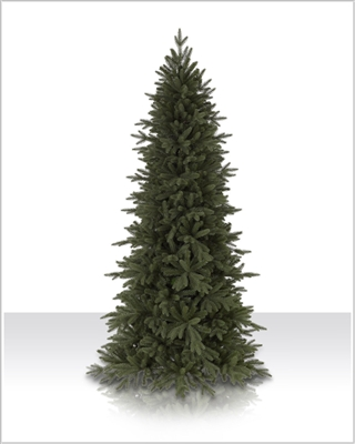 9 Foot Unlit Kennedy Fir Tree