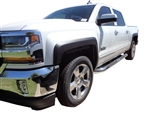 2014-2017 Chevrolet Silverado 1500 Fender Flares - Smooth Finish - Factory Style