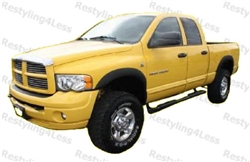 2002-2008 Dodge Ram Fender Flares - Factory Style