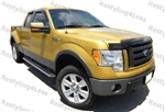 2009-2014 Ford F-150 Fender Flares - Factory Style
