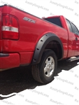 2004-2008 Ford F-150 Fender Flares - Pocket Style