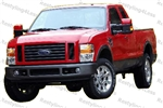 2008-2010 Ford F-250 / F-350 / Superduty Fender Flares - Factory Style