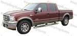 1999-2007 Ford F-250 / F-350 / Superduty Fender Flares - Factory Style