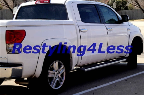 2007 2013 Toyota Tundra Fender Flares Fat Body Wide Style