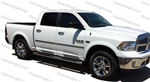 2009-2015 Dodge Ram 1500 Fender Flares - Factory Style