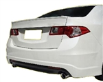 2009-2013 Acura TSX Factory Lip Style Spoiler