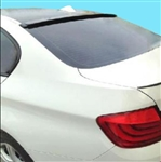 BMW 5-Series (F10) 4dr 2010-2016 Roof Spoiler