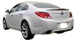 Buick Regal GS 2011-2013 Flush Mount spoiler