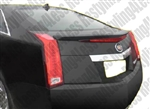 2011-2013 Cadillac CTS Factory Lip Style Spoiler