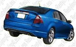 2010-2012 Ford Fusion 2010-2012 Factory Style Spoiler
