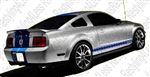 2005-2009 Ford Mustang Cobra Factory Style Spoiler (fits coupe & convertible).