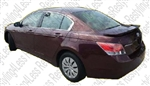 2008-2012 Honda Accord 4dr Factory Style Spoiler with LED Light