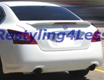 2009-2012 Nissan Maxima Factory Lip Style Spoiler With Light