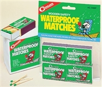 Waterproof Matches