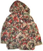Swiss Alpine Hooded Field Jacket