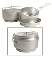 MILITARY ALUMINUM MESS KIT