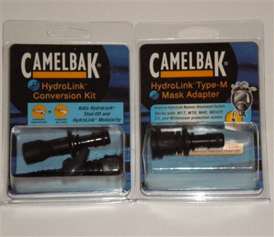 Camelbak Gas Mask Conversion Kit Type-M Adapter