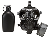 MIRA Safety CM-7M CBRN Military Gas Mask Full-Face Respirator