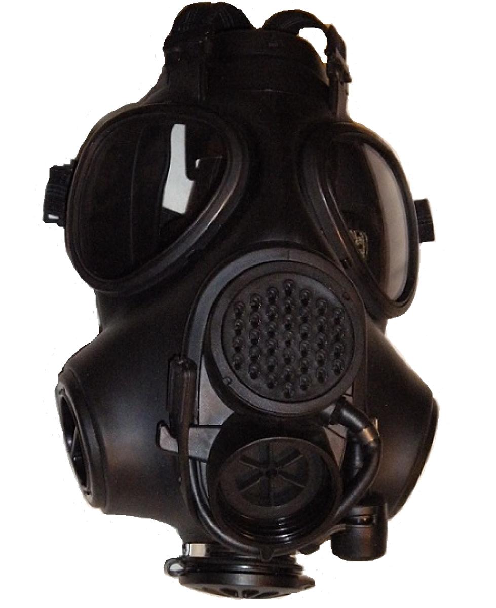 chemical mask respirator