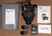 SEA SMF Full Facepiece Respirator W/ Speaker & Case 40mm NATO Gas Mask