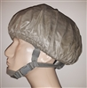 Helmet Cover, Chemical Protective, CBRN, OD Green Butyl